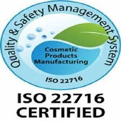 ISO 22716:2007 Certification Service
