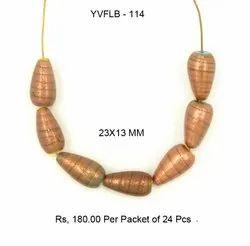 Lampwork Fancy Glass Beads - YVFLB-114