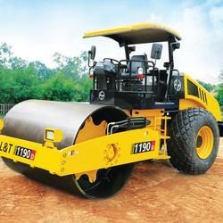 Road Making Roller Rental Services