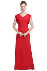 Evening Wear Nightgown For Ladies