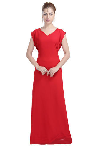 d7e6919f7b Evening Wear Nightgown For Ladies, Rs 1000 /piece, Maxim's Boutique ...