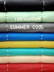Cotton Shirting Fabric (Summer Cool)