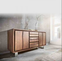 Brown Sage - Sideboard - Live Edge