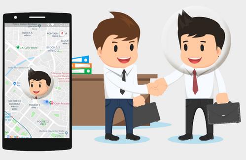 employee tracking system employee tracking system in dwarka sector