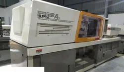 PP SS 130 Ton Toshiba Plastic Injection Moulding Machine, Hydraulic & Mechanical Composite