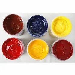 Water Based Textile Printing Ink
