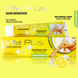 Private Labeling Welcomed Lemon Hair Removal Cream, for Personal & Parlor