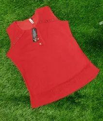 Lycra Casual Wear Girls xxl top