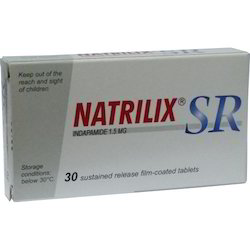 Natrilix SR Tablets