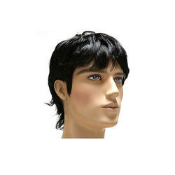 Gents Synthetic Hair Wig