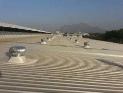 Aluminum Wind Turbine Ventilator