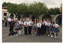 Blue School Tie