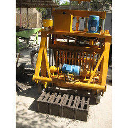 Concrete Solid & Hollow Block Making Machine