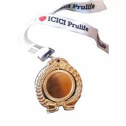 Antique Global Brass Medal