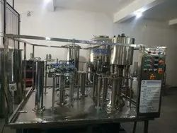 90 BPM Mineral Water Plant