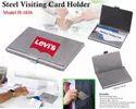 Steel Visiting Card Holder H-1036