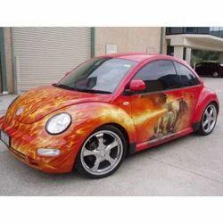 Vehicle Wrap Graphics
