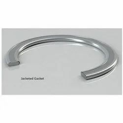 Stainless Steel Jacketed Gasket, For Automobile Industries, Thickness: 4-6 Mm