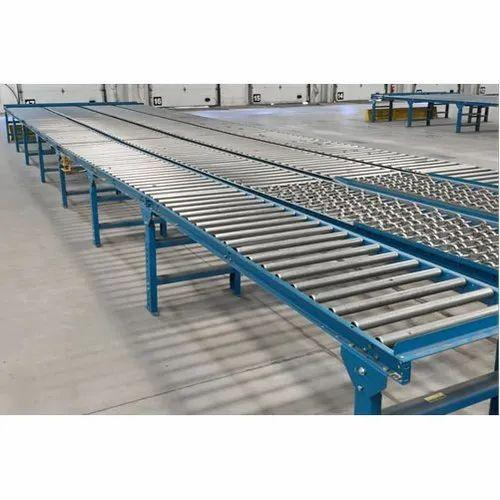 Industrial Conveyors - Gravity Roller Conveyor Manufacturer