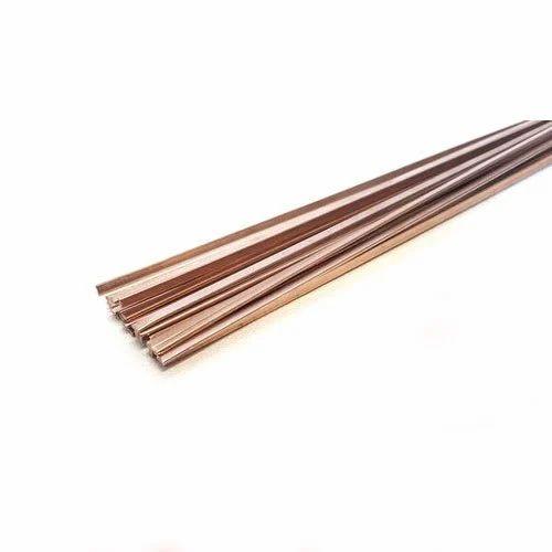 Copper Brazing Rod Size 3 Mm Rs 520 Kilogram Kaliraj
