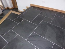 Black Slate Honed Finished