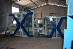 Automatic Fly Ash Brick Making Plant