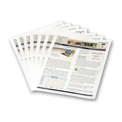 News Letter Printing Service