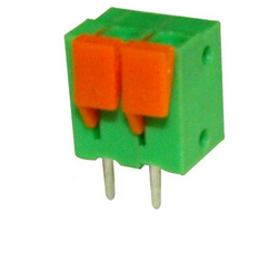 PFT V/n 5.00/5.08 mm Screwless Push Fix Connector