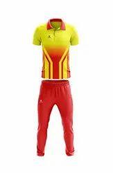Cricket League Uniforms