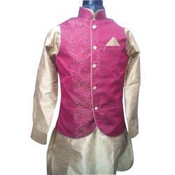 Kurta Pyjama with Koti