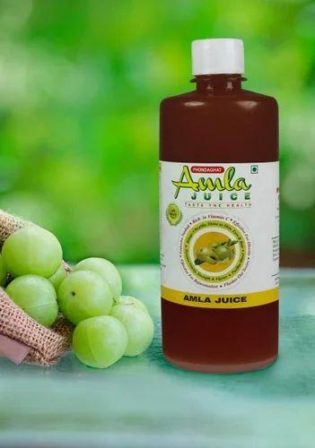 Phondaghat Preserved Amla Juice