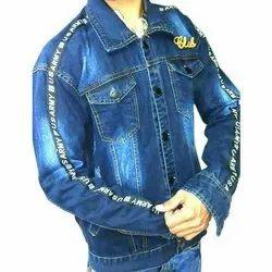 Regular Fit Men's Designer Denim Shirt