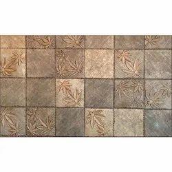 Ceramic Designer Wall Tiles, Thickness: 10 - 12 mm