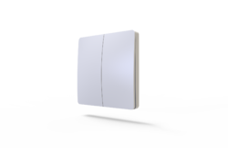 WHITE SENSINOVA - KINETIC SWITCH (Wireless / Batteryless )___SN-KS2GS2