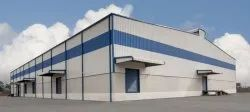PEB STRUCTURE Steel Industrial Building Construction Services, Fire-Fighting System
