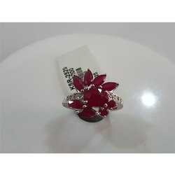 Ruby Emerald Ring