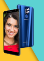 Karbonn Platinum P9 Pro Smart Phone, Weight: 144 Gms
