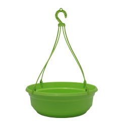 4 Wire Plastic Hanging Pot
