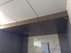 Toilet ACP Ceiling Work