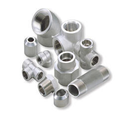 Stainless Steel Forged Fittings, Chemical Fertilizer Pipe