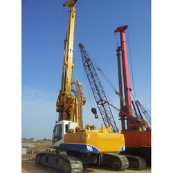 Piling Machine at Best Price in India
