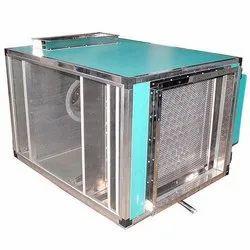 Evaporative Cooling Unit