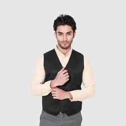 UB-VEST-BLA-0003 House Keeping Vest