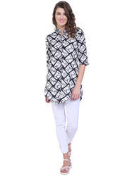 Rayon Long Top