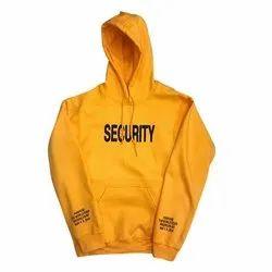 Full Sleeve Fleece Hooded Sweater