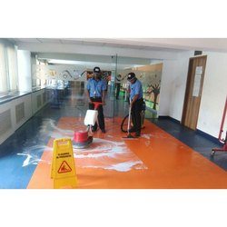 Commercial Floor Housekeeping Services