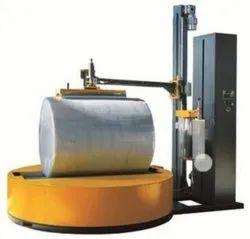 Reel Cum Pallet Wrapping Machine