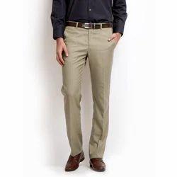Cotton Lifestyle Mens Formal Pants, Machine wash