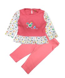 Stylish Baby Girl Top With Pant
