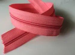 Pink CFC No-5 White Black Zipper